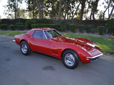 Corvette repair